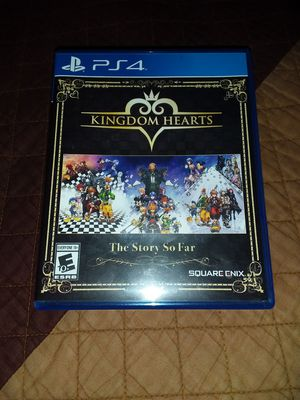 Kingdom Hearts: The Story So Far for Sale in Dallas, TX