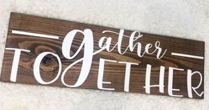 Home decor sign for Sale in Redlands, CA