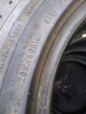 Tires 205/50R16 Sport looking for Sale in Columbus, OH