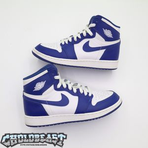 Nike Air Jordan 1 Retro High OG Storm Blue 7Y for Sale in Las Vegas, NV