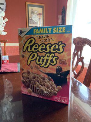 Travis Scott cereal for Sale in Katy, TX