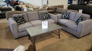 Brand New Sofa and loveseat and coffee table tax included and free delivery for Sale in Hayward, CA