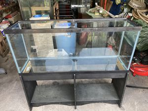 55g Aquarium w/Stand for Sale in Lock Haven, PA