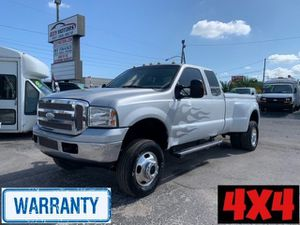 2005 Ford Super Duty F-350 DRW for Sale in St.Petersburg, FL