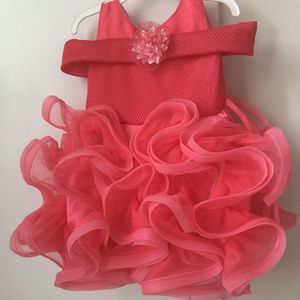 Very Pretty Cold Shoulder Flower Girl/party Dress for Sale in Gaithersburg, MD
