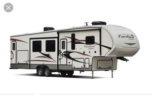 Like New 2018 Forest River Cardinal Explorer 383BH for Sale in Manchester, TN