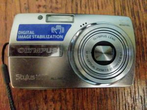 Olympus stylus 1000 all weather digital camera for Sale in Jamestown, CA