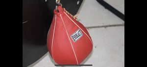 Everlast Speed Boxing Bag Never been used good for Sale in Orlando, FL