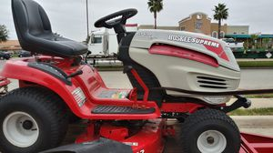 Huskee SLT 4200 Supreme Riding Lawn Mower for Sale in WHT SETTLEMT, TX