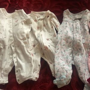 Newborn Girl Clothes And Diapers for Sale in Newport Beach, CA
