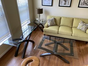 Glass and Wood Tables for Sale in Bowie, MD