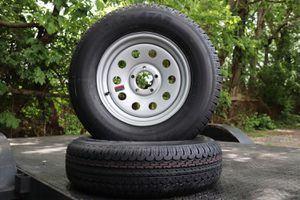 New trailer tires and wheels for Sale in Murfreesboro, TN
