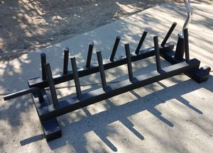 Bumper weights rack for Sale in Corona, CA