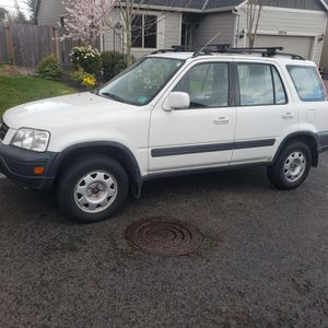 1999 honda crv, manual drive, 4wd, for Sale in St. Helens, OR