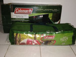Coleman Camping Gear for Sale in Bayonne, NJ