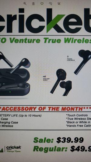 Zizo Venture wireless earbuds for Sale in Quincy, IL