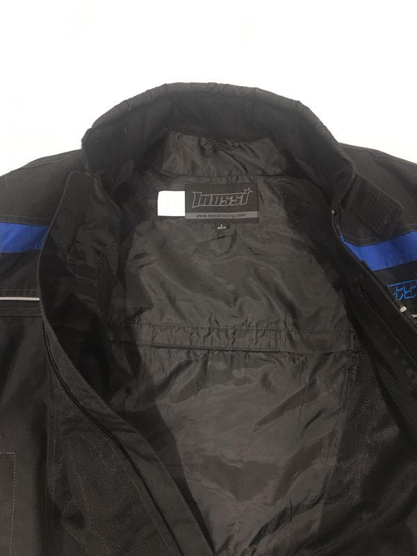 Mossi motorcycle jacket size large