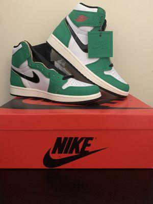 Air Jordan 1 Lucky Green Size 8W for Sale in Arlington, VA