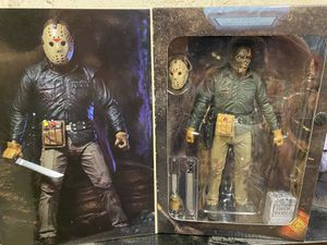 Neca Friday the 13th : Jason lives action figure for Sale in Monee, IL