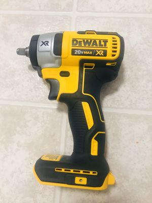 DEWALT 20-Volt MAX Lithium-Ion 3/8 in. Cordless Compact Impact Wrench (Tool-Only) for Sale in Colma, CA