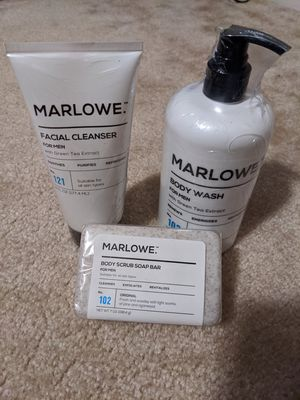 Men's Face and Body Wash- $10 for Sale in Wake Forest, NC