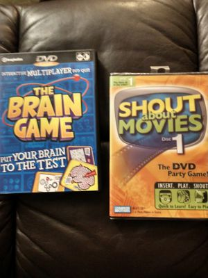 Game DVD set, Shout one is NEW for Sale in Everett, WA