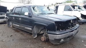 2007 Chevy Avalanche in for parts only. You Pull Cash Only for Sale in Temple Hills, MD