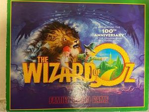 Vintage Wizard of Oz board game for Sale in Provo, UT