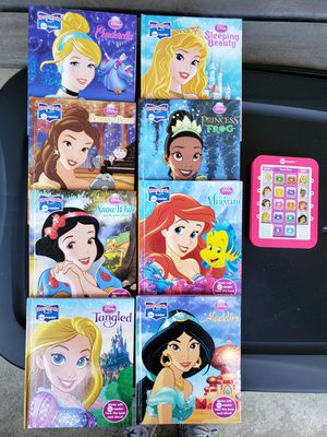 Disney Reader and books for Sale in South Windsor, CT
