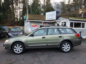 2007 Subaru Legacy Wagon for Sale in Seattle, WA