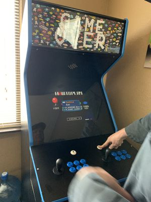 Stand Up Arcade Game with 621 Games for Sale in Tacoma, WA