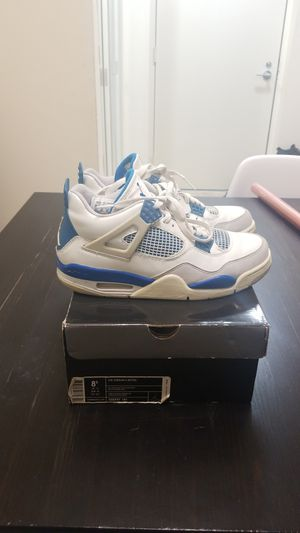 Jordan iv miltary size 8.5 2006 for Sale in Hyattsville, MD