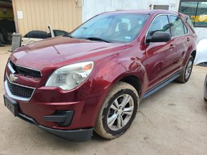 2010 Chevy Equinox - For Parts ONLY - All parts for sale for Sale in Fort Worth, TX