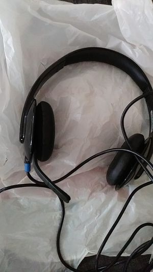 Iogitch usb headset for Sale in Columbus, OH