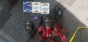 Nikon D3100 DSLR Kit for Sale in West Sacramento, CA