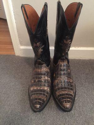 Black Jack alligator boots for Sale in Silver Spring, MD