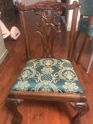 Antique Doll Chair Chippandale Style / Make an offer for Sale in Miami, FL