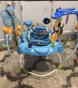 Disney Baby Finding Nemo Sea of Activities Jumper for Sale in Boynton Beach, FL