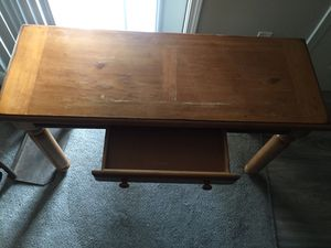 Wooden Desk for Sale in Columbus, OH