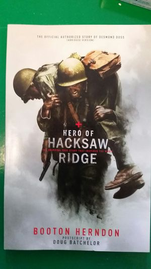 Hero of Hacksaw Ridge, new book for Sale for sale  Los Angeles, CA