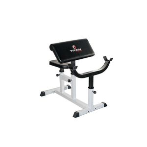 Titan Preacher Curl Bench ($134 Value New) for Sale in Coto de Caza, CA