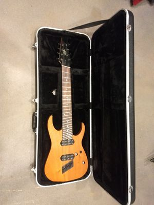 Custom 8 string guitar for Sale in Scottsdale, AZ