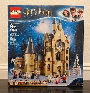 LEGO Harry Potter Hogwarts Clock Tower for Sale in Santa Fe Springs, CA