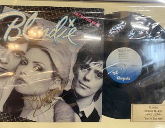 """Blondie Debbie Harry """"Eat To The Beat"""" for Sale in Easton,  MA"""