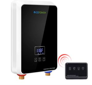ECOTOUCH Tankless Water Heater Electric, 1.5 GPM On Demand Hot Water Heater for Sale in Albany, CA