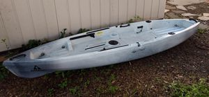 Ascend 10 FS10T Angler Fishing Kayak (10 Feet Long) for Sale in Garland, TX