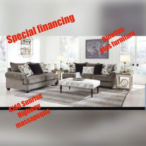 Sofa or love seat $599 $1 Down no credit Check financing for Sale in Albertson, NY