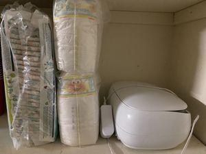 Diapers & wiper warmer for Sale in Oceanside, CA