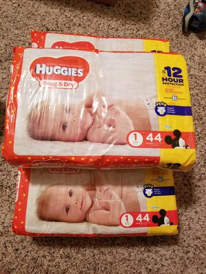 Huggies diapers for Sale in Covina, CA
