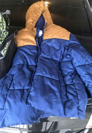 Kids snow boots and jacket for Sale in Palmdale, CA
